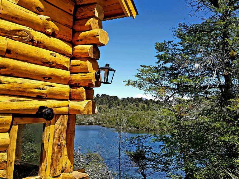 Cabañas El Bosque - Villa Pehuenia