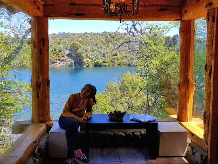 Cabañas El Bosque - Laguna Verde