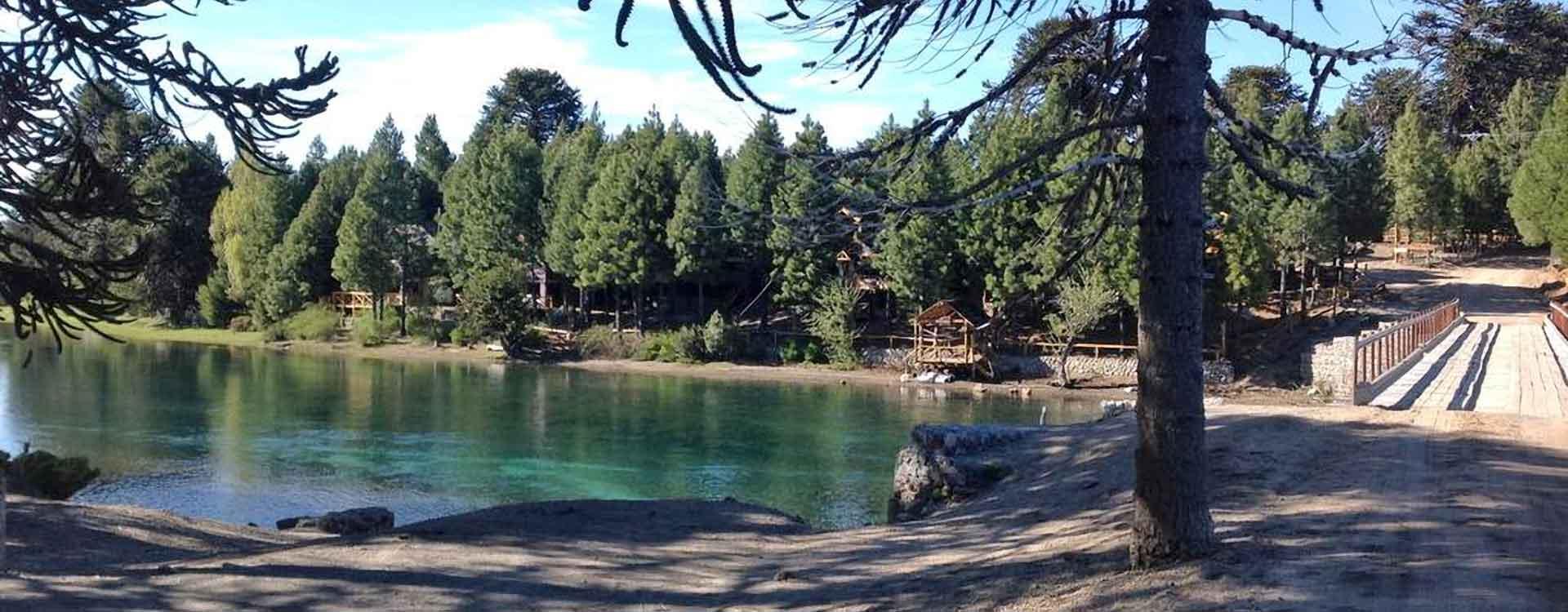 Laguna Verde, La Angostura